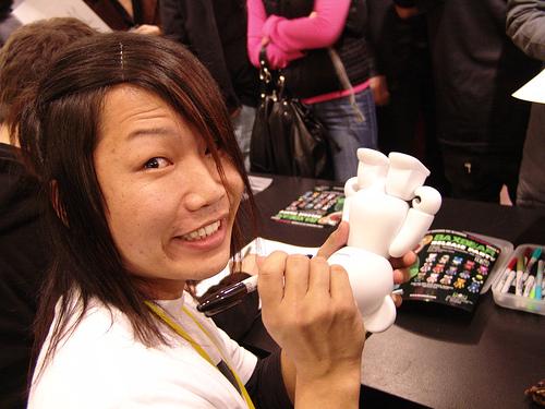 Kei Sawada Signing Bears