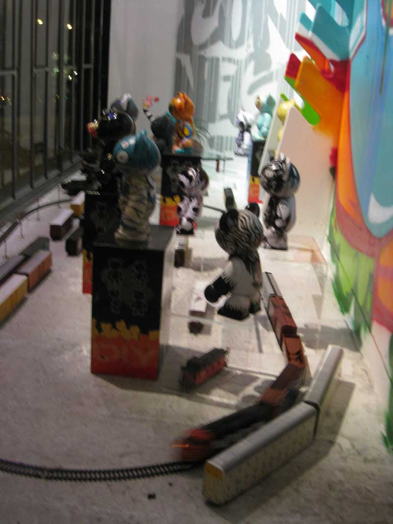 Third Gallery Store Front Display